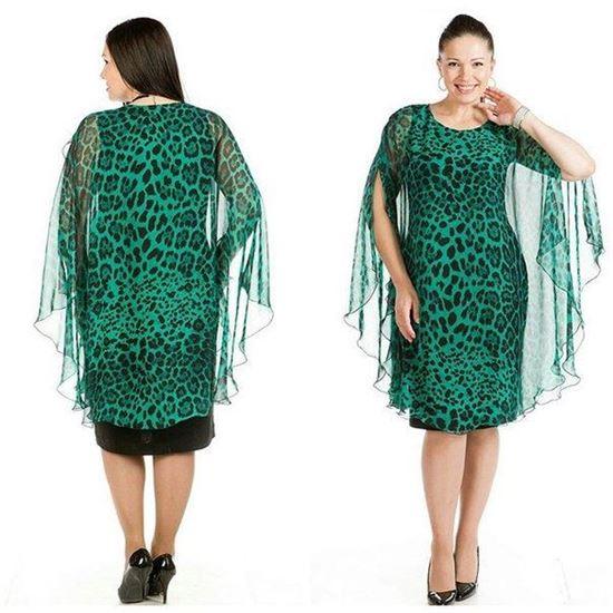 Изображение Платье 2620 изумруд