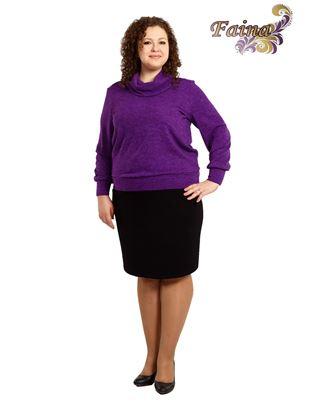 Изображение Блуза Фея фиолет