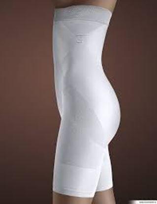 Изображение Шорты утягивающие высокие GRAZIA 120 белый