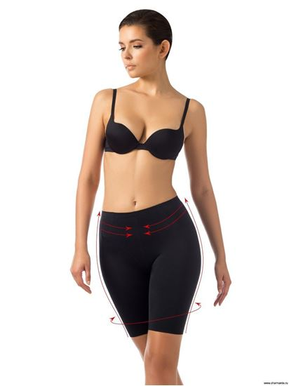 Изображение Шорты-корсет черные  для женщин UINP 011314