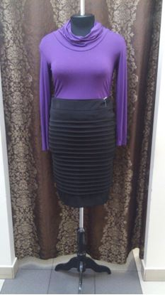 Изображение Водолазка Круиз-2 фиолетовая
