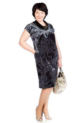 Изображение Платье 2127 серый