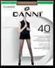 Изображение Женские колготки DANNI Classe maxi 40 загар
