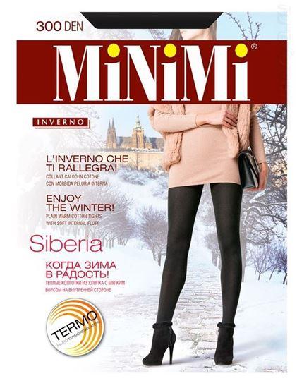 Изображение колготки MINIMI Siberia MAXI 300