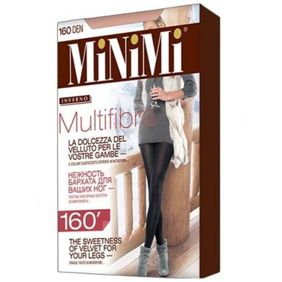 Изображение Колготки MINIMI Multifibra 160