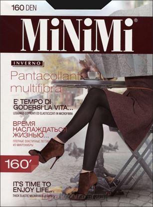 Изображение Колготки MINIMI Multifibra 160 moca