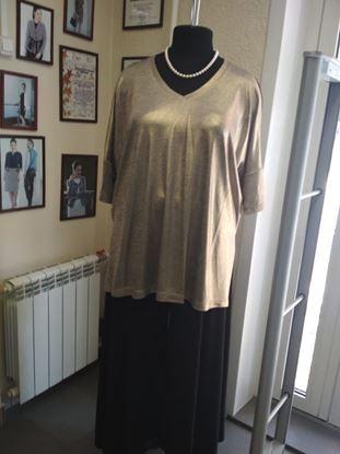 Изображение Блуза Золотой песок