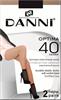 Изображение Danni Optima 40 НоскиКапр - черный, 2 пары