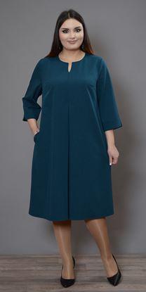 Изображение Платье 694-2 зелен