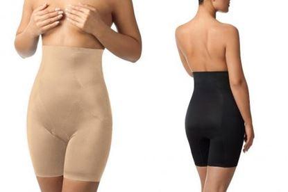 Изображение Шорты-корсет для женщин GAP011218 телесный