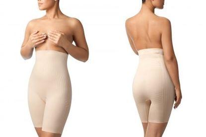 Изображение Шорты-корсет для женщин GFP011219 телесный