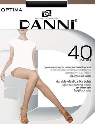 Изображение Колготки Danni Optima maxi 40 черный
