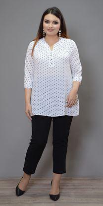 Изображение Блуза 406-2 бел