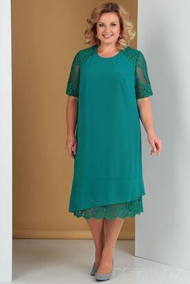 Изображение Платье зелен 3302