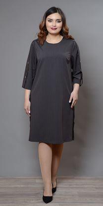 Изображение Платье 708-1 серый