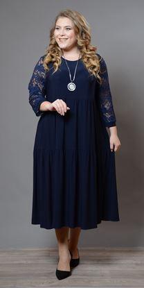 Изображение Платье 531-1 синий