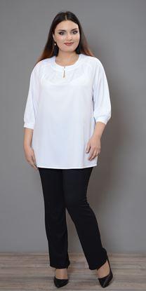 Изображение Блуза 408-2 белый
