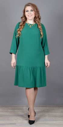 Изображение Платье 701 зеленый