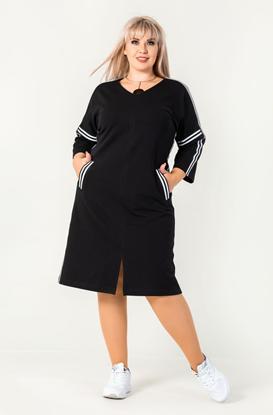 Изображение 18559 Платье черный 144
