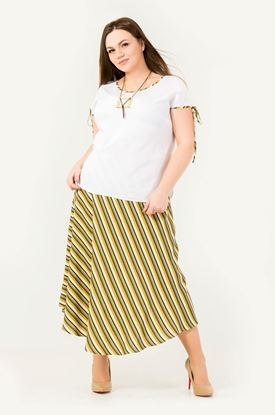 Изображение Костюм  191645 юбка блуза