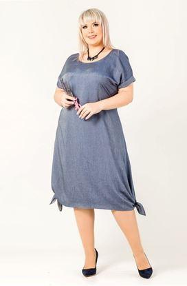 Изображение 171865 Платье синее