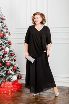 Изображение 132054 Блуза, черная