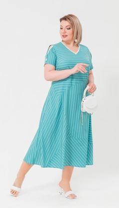 Изображение Платье 172063 мята