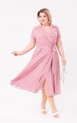 Изображение Платье 172066 розовый