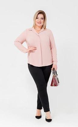 Изображение Блуза 172083 розовая