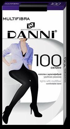 Изображение Колготки женские Danni Multifibra 100