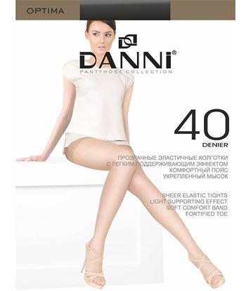 Изображение Колготки женские Danni Optima 40 - телесный