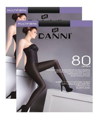 Изображение Колготки женские Danni Viva Comfort 80