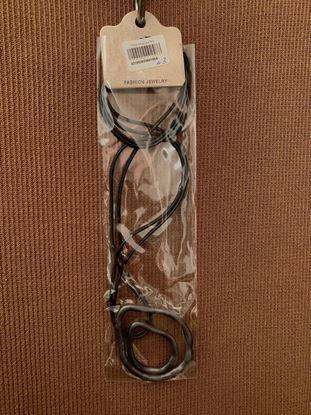 Изображение 3 Колье на шнурке
