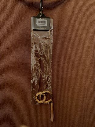 Изображение 1  Колье на шнурке 2000
